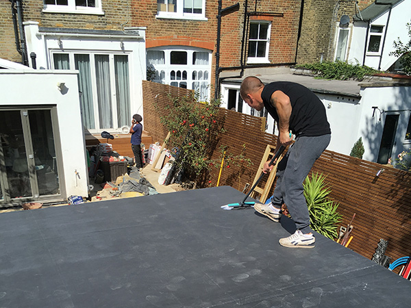 Flat Roofing Hampstead Flat Roofing North London Flat